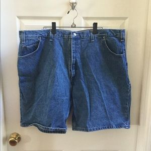 Men's Faded Glory Denim Shorts